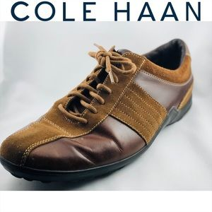 COLE HAAN Grand CrossCourt sneaker 2-toned .